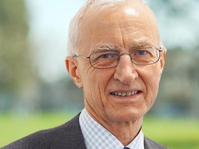Richard Harris, trustee, GDST