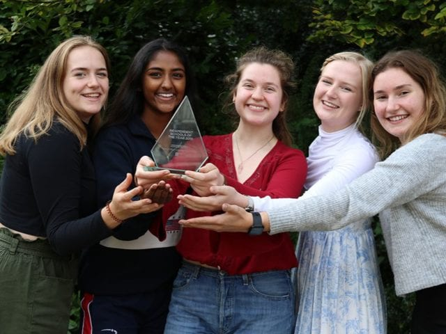 girls independent school of the year 2019